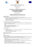 Bando Misura 3.3 - GAC Golfo di Patti