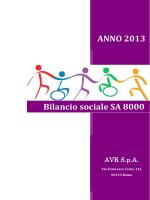 scarica il bilancio sociale 2013