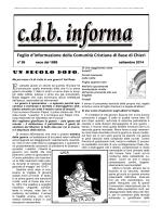 n° 59 settembre 2014