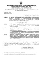 decreto pubblicazione albo on line - Home
