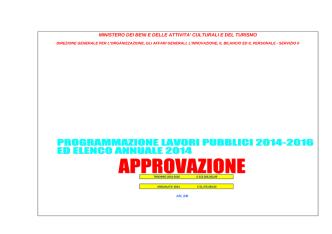 Allegato approvazione 25 luglio 2014