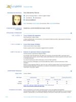 Ana Alexandra Secuiu Gestore e amministratore base di dati