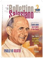 Ottobre 2014 - Bollettino Salesiano