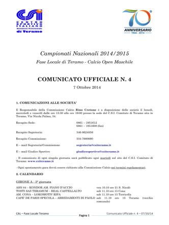 04_ComunicatoUfficiale_07102014