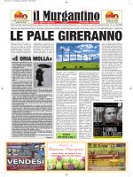 Il Murgantino numero 3-2014
