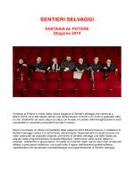 Fantasia al Potere - Fondazione Milano