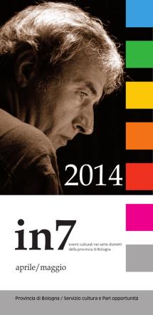 Aprile - Maggio 2014 - Provincia di Bologna