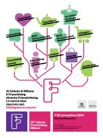7-10 novembre 2014 Al Salone di Milano il Franchising