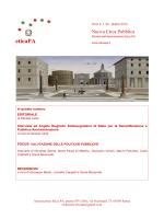 Rivista Nuova Etica Pubblica – luglio 2014