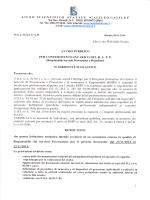 LICEO SCIENTIFICO STATALE dal 23llll20l4 al
