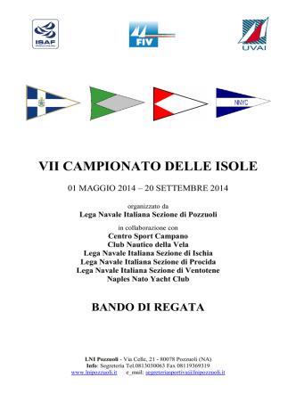 BdR CdI2014 - Lega Navale Ventotene
