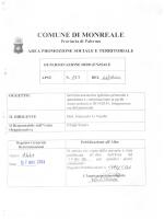 a.p.s.t - Comune di Monreale