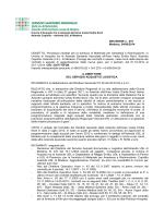 Delibera indizione - Azienda USL di Modena