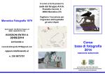Corso base di fotografia 2014