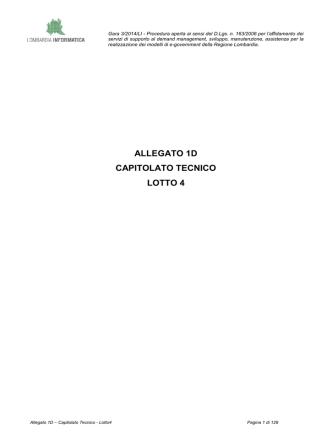 allegato 1d capitolato tecnico lotto 4