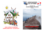 PROGRAMMA 2015 - Associazione XXX Ottobre
