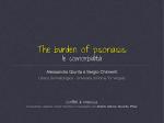 11 The burden of psoriasis: le comorbidità. s. Chimenti