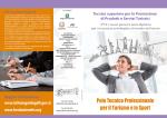 Tecnico Superiore per la Promozione di Prodotti e