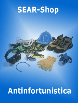 antinfortunistica - SEAR-Shop