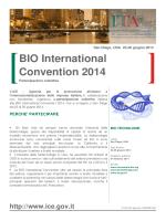 BIO International Convention 2014