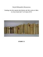 scarica file - Studio Bibliografico Benacense