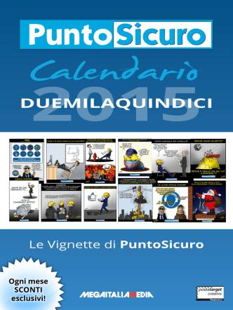 Calendario di PuntoSicuro 2015 in formato digitale