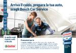 Arriva il caldo, prepara la tua auto, scegli Bosch Car Service