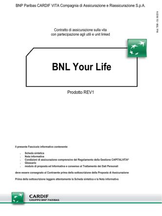 BNL Your Life - BNP Paribas Cardif