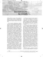 Recensioni e schede - Storia Mediterranea