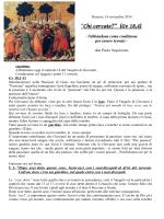 """""""Chi cercate?"""" (Gv 18,4) - Casa di spiritualità Mater Unitatis"""