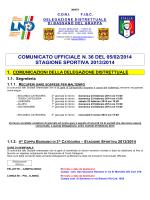 Com.36.14 - FIGC Veneto