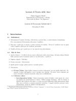 Lezioni di Teoria delle Aste - W3.UniRoma1.it