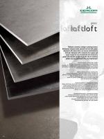 Materia ceramica, design contemporaneo. Attraverso cinque colori
