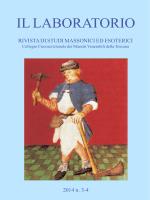 IL LABORATORIO - Collegio dei Maestri Venerabili della Toscana