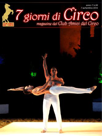 7 Giorni di Circo n.36