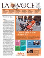 La Voce n.33 del 19 Settembre 2014