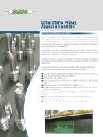 Laboratorio Prove, Analisi e Controlli