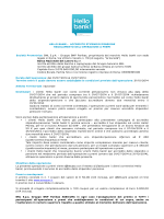 HELLO BANK!– ACCREDITO STIPENDIO/PENSIONE REGOLAMENTO DELL