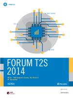 FORUM T2S 2014