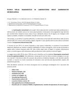 Gammapatie monoclonali - Ospedali riuniti di Trieste