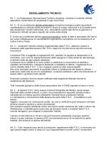 regolamento tecnico 2014 - Federazione Sammarinese Ciclismo