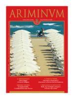 Scarica il numero 25 di Ariminum in formato PDF.