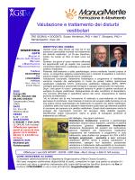 Valutazione e trattamento dei disturbi vestibolari