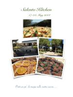 Salento Kitchen- Brochure 2014 - ita