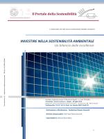 Scarica - Portale della Sostenibilità