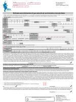 Contratto BLU GAS METANO