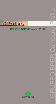 BPER profilo - Career day UnivPM