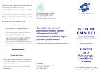 master 2015 - Istituto Emmeci
