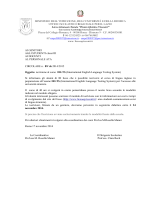 Corso IELTS - Liceo Visconti