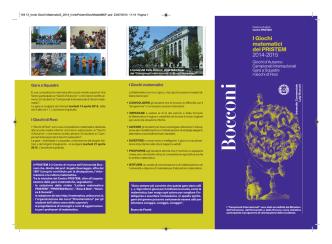 brochure - Matematica